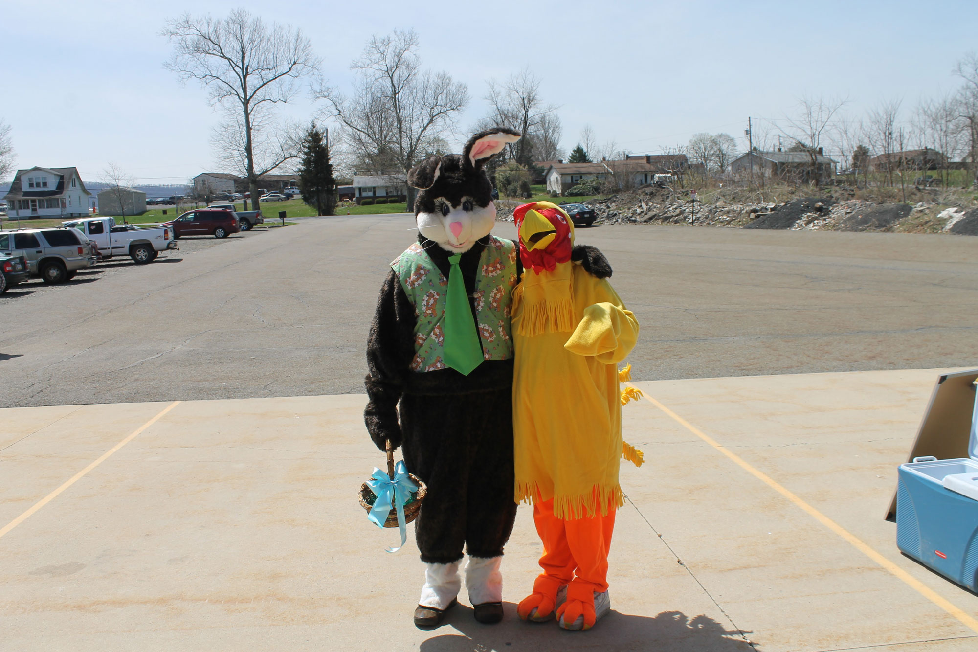 halifax fire department easter egg hunt