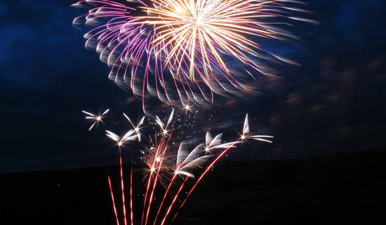5th Annual Summer Fireworks Display