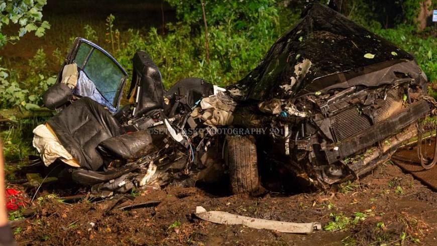 Auto Accident With Entrapment